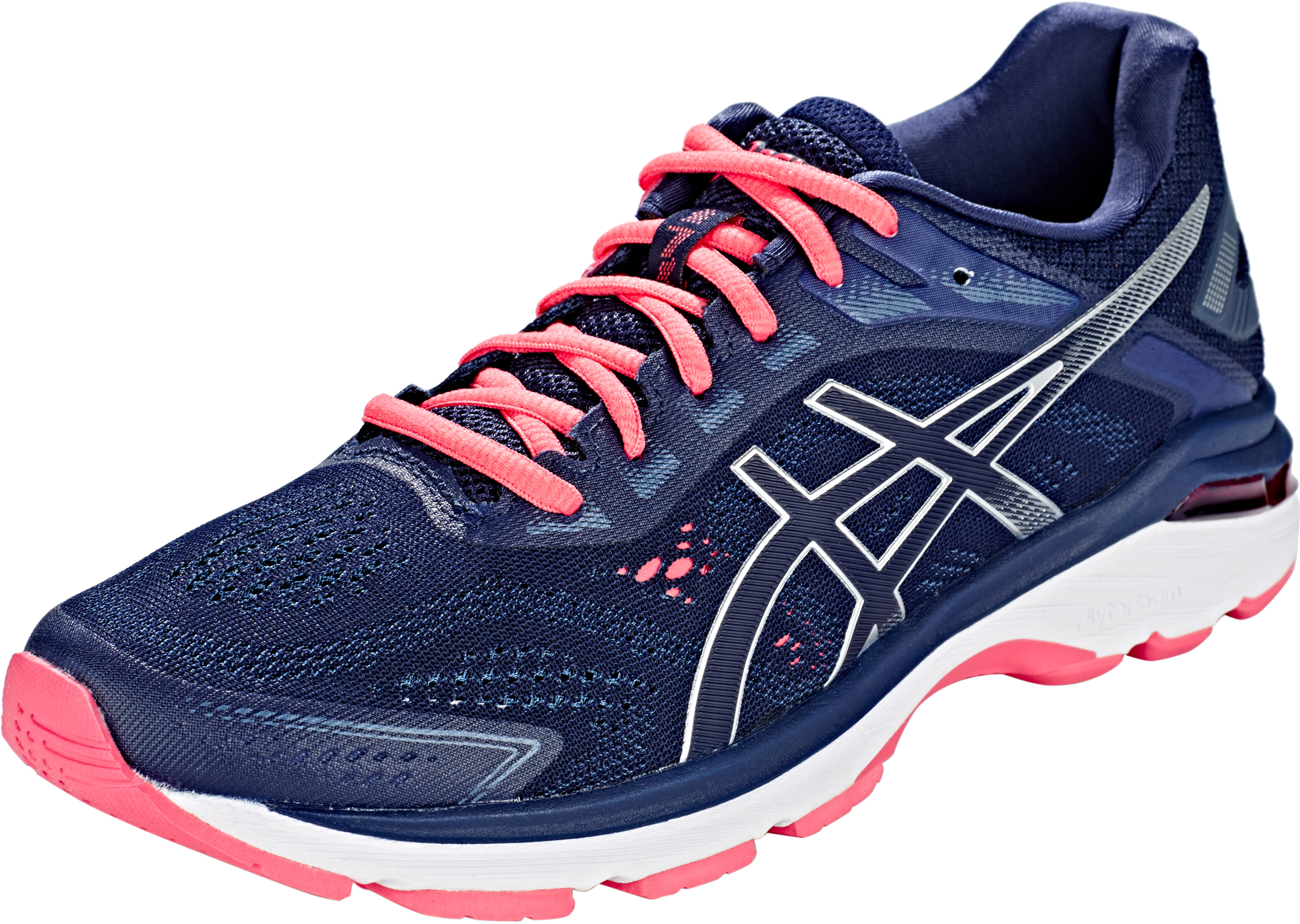 90c39ae515f asics GT-2000 7 Shoes Women, peacoat/silver I Online op bikester.be